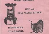 J. Alex Brown advertisement 1950