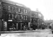 J. Alex Brown's shop, 1920s?