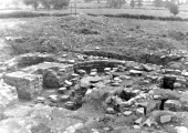 Atworth Roman Villa excavations 1938