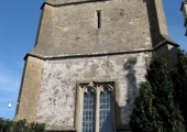 Atworth church tower