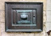 Midland Bank night safe
