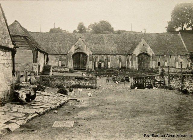 Barton Farm yard