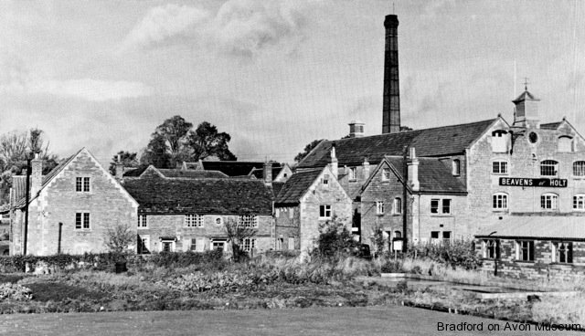 Beavens' factory, The Midlands, Holt