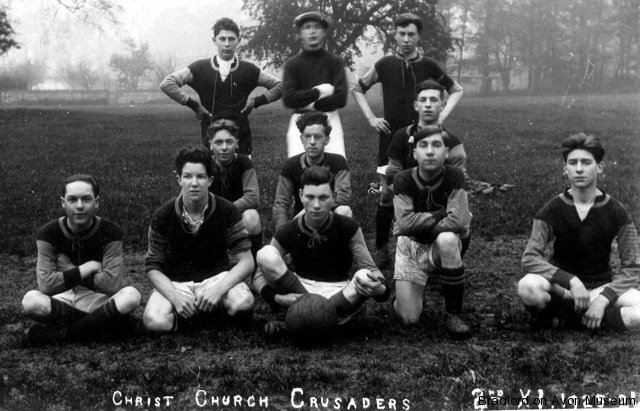 Bradford Crusaders football team 1925-6