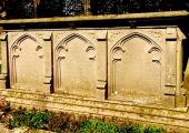 Bailward sisters tomb, Christ Church