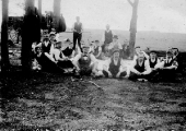 Old Mill picnic 1905