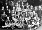 Woolley Green football team