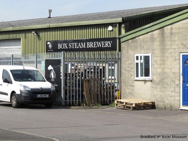 Box Steam Brewery, Holt