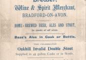 Harding advertisement 1897