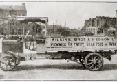 Wilkins' delivery lorry