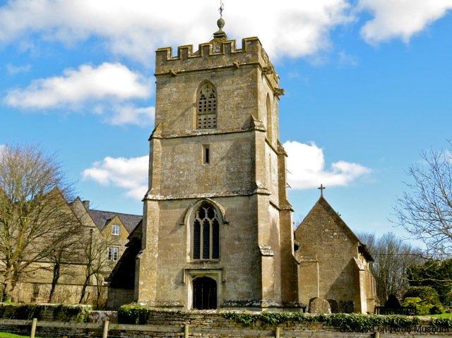 Parish Church, Broughton Gifford