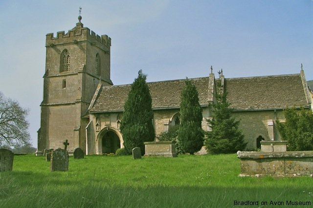St Mary's Church, Broughton Gifford