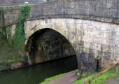 Winsley Hill Kennet & Avon Canal bridge