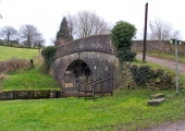 Elbow Bridge, Winsley, Kennet & Avon Canal