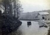 Bradford Lower Wharf c1925