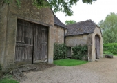 barn, Great Chalfield Manor House