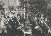 Church Lads' Brigade -drummers & buglers