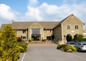 Cumberwell golf course club house