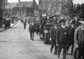 Bradford Carnival 1930s, fire brigade