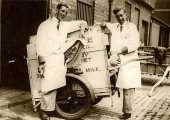 Daily dairy deliveries in Bradford on Avon