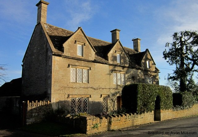 Upper Bearfield old farmhouse, Bradford on Avon