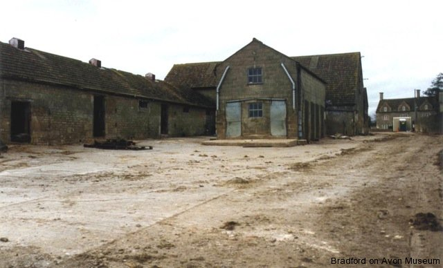 Upper Bearfield Farm, Bradford on Avon, 1990s