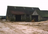 Upper Bearfield Farm , Bradford on Avon in 1994