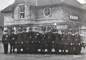 Fire brigade station
