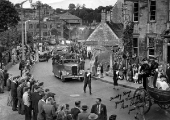 Fire engine, 1949 Bradford Carnival