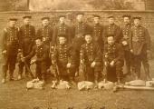 Bradford Fire Brigade 1897