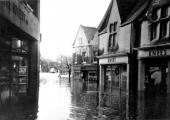 flood, Silver Street 1960s