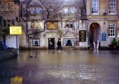 flood, Bridge Street 2000