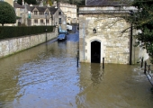 flood, Church Street 2009