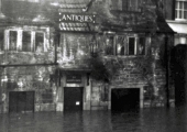 flood, Bridge Street 1963