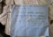 Henry Martin, ironfounder, Billhead