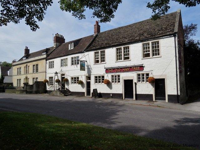 Old Ham Tree pub, Holt