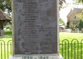 War Memorial, Holt