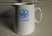 Holt Constitutional Club milk jug