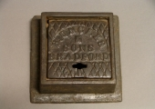 cast iron water stop-valve box