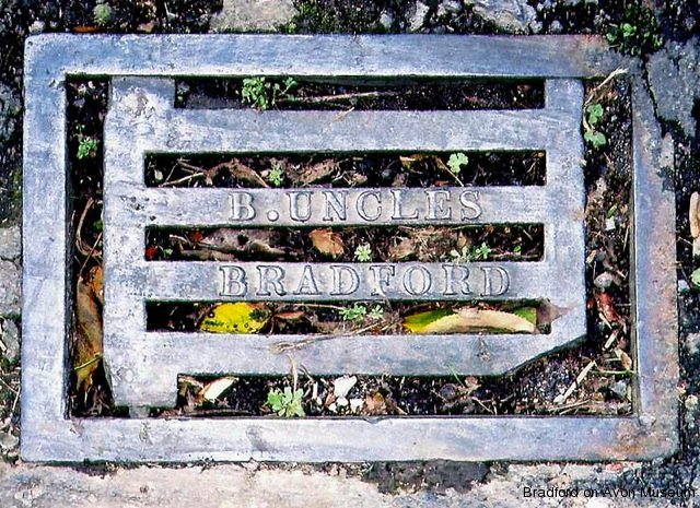 gully grating by Berkley Uncles
