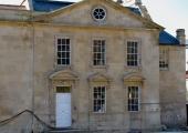 Kingston House, entrance front