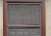 Spencer Moulton war memorial
