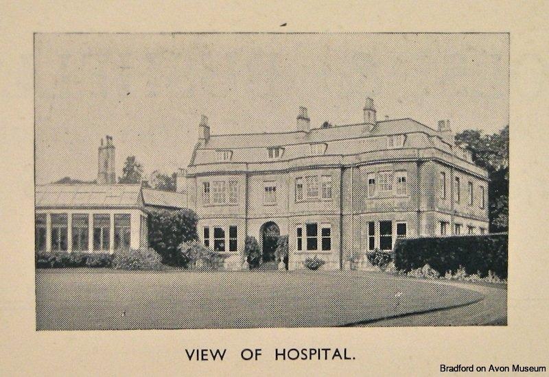 Bradford on Avon Hospital, Leigh House