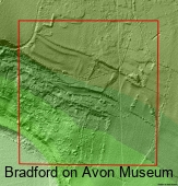 Initial LIDAR results - south of Winsley