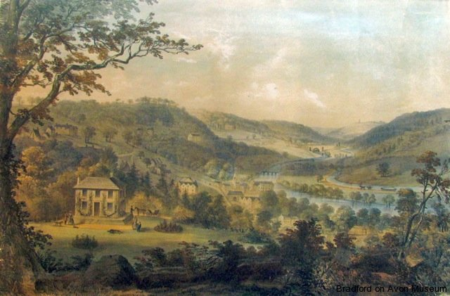 Limpley Stoke in the 1850s