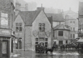 The White Hart in 1903