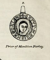 Monkton Farleigh Prior's seal
