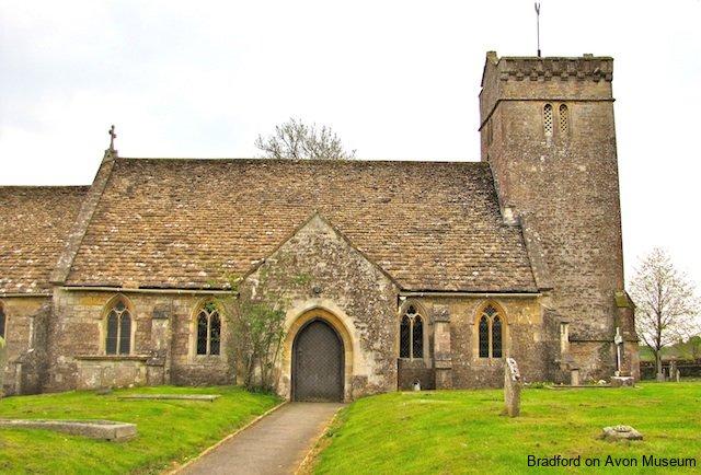 Monkton Farleigh St Peter church