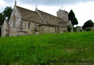 St Peter\'s Church, Monkton Farleigh