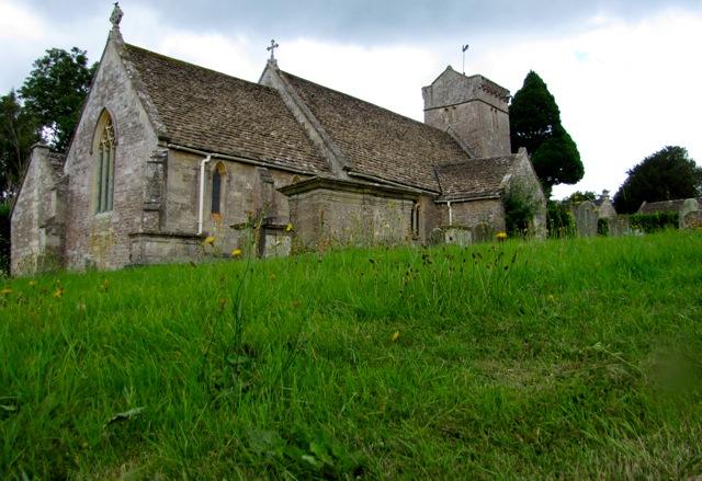 St Peter's Church, Monkton Farleigh